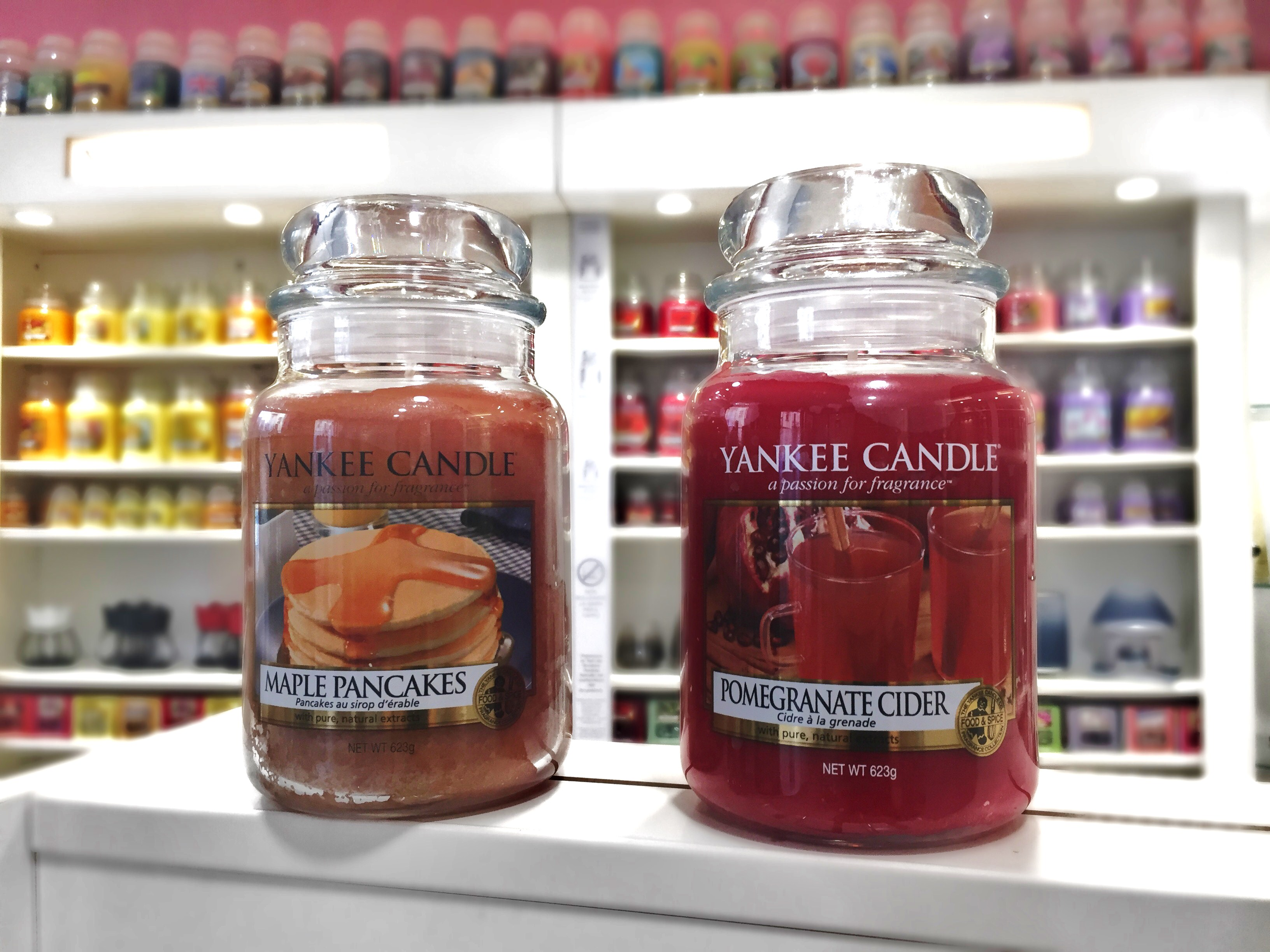 Yankee Candle Torino.Lucrezia Scali Yankee Candle Collezione Autunnale Ma In