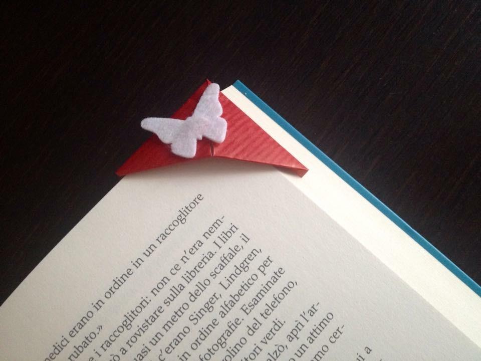 Top Lucrezia Scali | Tutorial origami semplici: come fare un segnalibro BD12