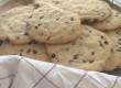 Biscotti cookies con gocce di cioccolato